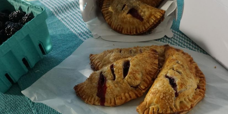 Blackberry Hand Pies